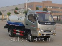 T-King Ouling ZB5040GXWDF sewage suction truck