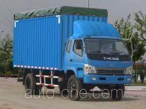 T-King Ouling ZB5040XPYTPD3S soft top box van truck