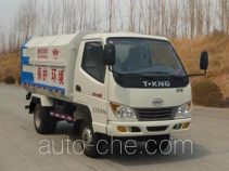 T-King Ouling ZB5040ZLJBDB7F dump garbage truck