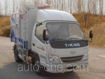 T-King Ouling ZB5040ZZZLDC1F self-loading garbage truck
