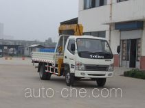 T-King Ouling ZB5043JSQD truck mounted loader crane
