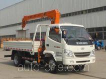 T-King Ouling ZB5043JSQDF truck mounted loader crane