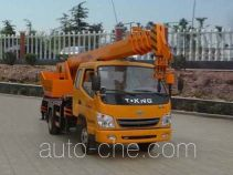 T-King Ouling ZB5062JQZPF truck crane