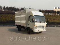 欧铃牌ZB5070CCYJDD6F型仓栅式运输车