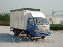 T-King Ouling ZB5070CPYLDD6F soft top box van truck