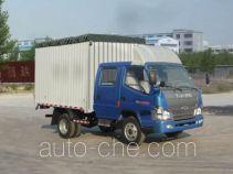 T-King Ouling ZB5070CPYLSD6F soft top box van truck