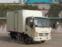 T-King Ouling ZB5071XXYJDD6V box van truck