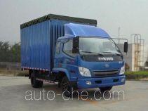 T-King Ouling ZB5080CPYTPD6F soft top box van truck