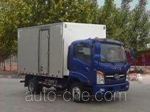 T-King Ouling ZB5090XXYUDD6V box van truck