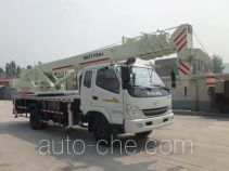 T-King Ouling ZB5111JQZPF truck crane