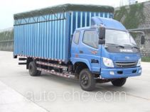 T-King Ouling ZB5130CPYTPG3F soft top box van truck