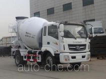 T-King Ouling ZB5161GJBUPE3F concrete mixer truck