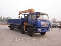 T-King Ouling ZB5220JSQPF truck mounted loader crane