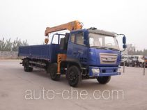 T-King Ouling ZB5220JSQPF truck mounted loader crane