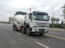 Rentuo Boge ZBG5311GJB31 concrete mixer truck