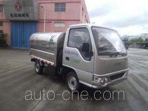 Baoyu ZBJ5020ZLJBEV electric dump garbage truck