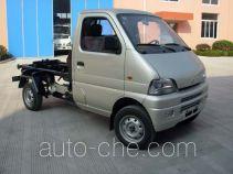 Baoyu ZBJ5020ZXX detachable body garbage truck