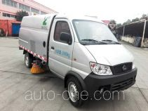 Baoyu ZBJ5021TSLBEV electric street sweeper truck