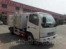 Baoyu ZBJ5040ZZZB self-loading garbage truck