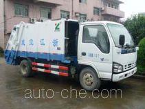 Baoyu ZBJ5070ZYS garbage compactor truck