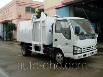 Baoyu ZBJ5070ZZZ self-loading garbage truck