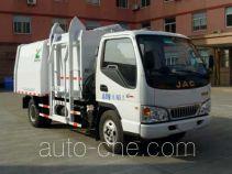 Baoyu ZBJ5070ZZZA self-loading garbage truck