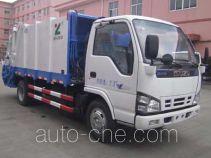 Baoyu ZBJ5071ZYSA garbage compactor truck