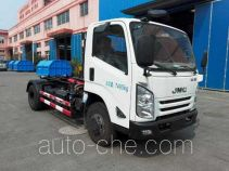 Baoyu ZBJ5072ZXXB detachable body garbage truck