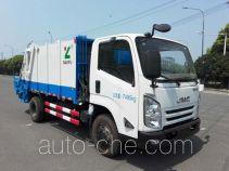 Baoyu ZBJ5072ZYSB garbage compactor truck