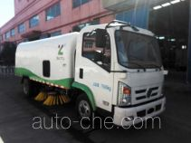 Baoyu ZBJ5080TSLBEV electric street sweeper truck