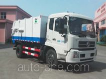 Baoyu ZBJ5120ZDJA docking garbage compactor truck