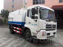 Baoyu ZBJ5120ZDJB docking garbage compactor truck