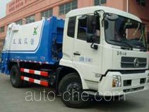 Baoyu ZBJ5120ZYSA garbage compactor truck