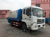 Baoyu ZBJ5120ZYSB garbage compactor truck