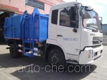 Baoyu ZBJ5120ZZZA self-loading garbage truck