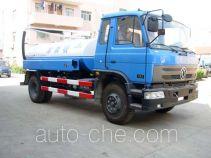 Baoyu ZBJ5123GXE suction truck