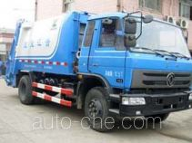 Baoyu ZBJ5123ZYS garbage compactor truck