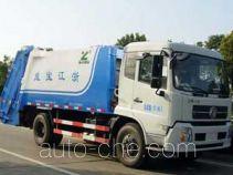 Baoyu ZBJ5126ZYS garbage compactor truck