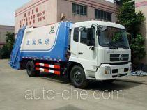Baoyu ZBJ5160ZYSA garbage compactor truck