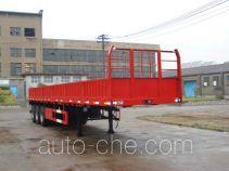 Luzheng ZBR9400 dropside trailer