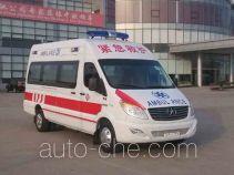 欧旅牌ZCL5043XJH型救护车