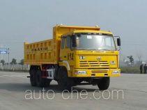 Huajun ZCZ3240CQ38 dump truck
