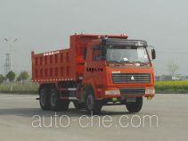 Huajun ZCZ3250ZZ38 dump truck
