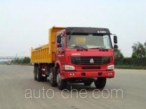 Huajun ZCZ3317ZH42 dump truck