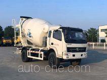 华骏牌ZCZ5140GJBSXF型混凝土搅拌运输车