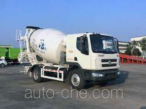 Huajun ZCZ5160GJBLZF concrete mixer truck