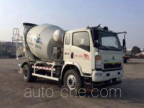华骏牌ZCZ5160GJBZZF型混凝土搅拌运输车