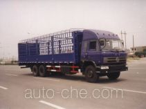 Huajun ZCZ5231CLX грузовик с решетчатым тент-каркасом