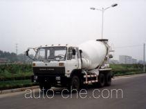 华骏牌ZCZ5240GJB型混凝土搅拌运输车