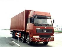 华骏牌ZCZ5249XXYZZA型厢式运输车